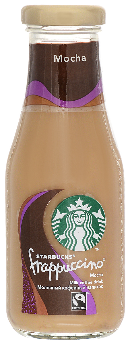 Напиток Starbucks Frappuccino Mocha 1.2% 250мл