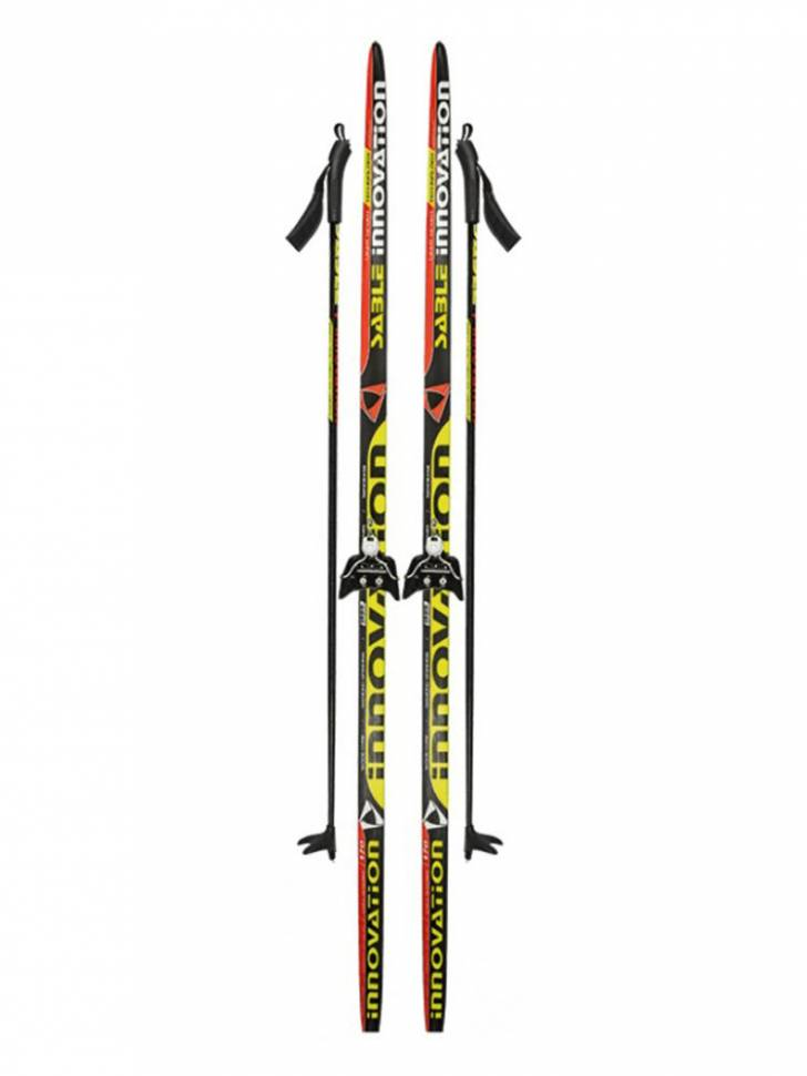 Лыжный комплект 75мм INNOVATION рост 195