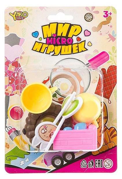 Набор сладости 8 предметов, серия Мир micro