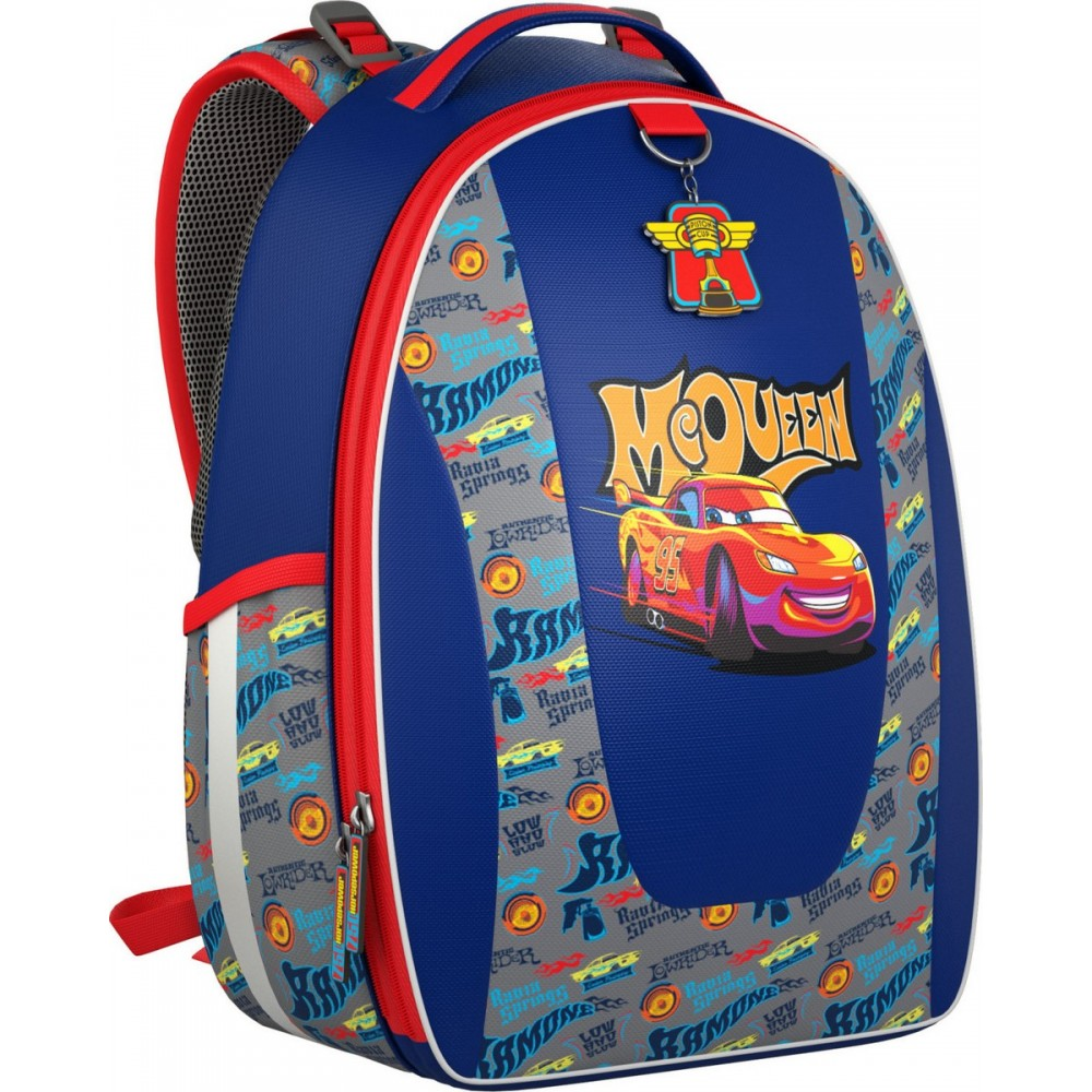Купить Рюкзак Erich Krause Multi Pack Mini - Тачки Ретро Ралли Ek42411, ErichKrause, Школьные рюкзаки для мальчиков