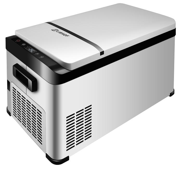 Автохолодильник LIBHOF K 26 серый