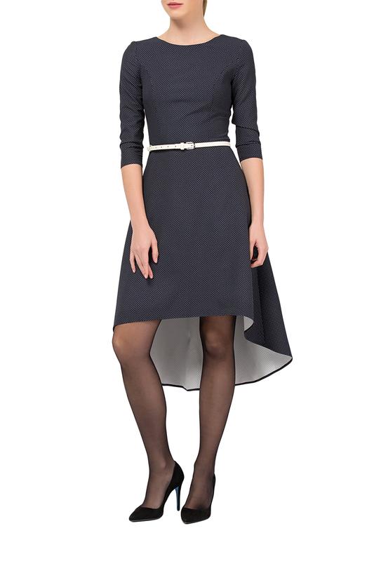 Платье женское Remix 7749 синее 48 RU фото