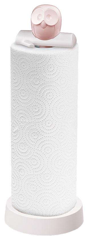Держатель для бумажного полотенца Koziol 5227486 Белый, розовый