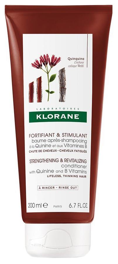 Бальзам для волос Klorane Conditioner With Quinine And B Vitamins 200 мл