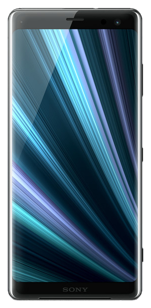 Смартфон Sony Xperia XZ3 64Gb Black (H9436)