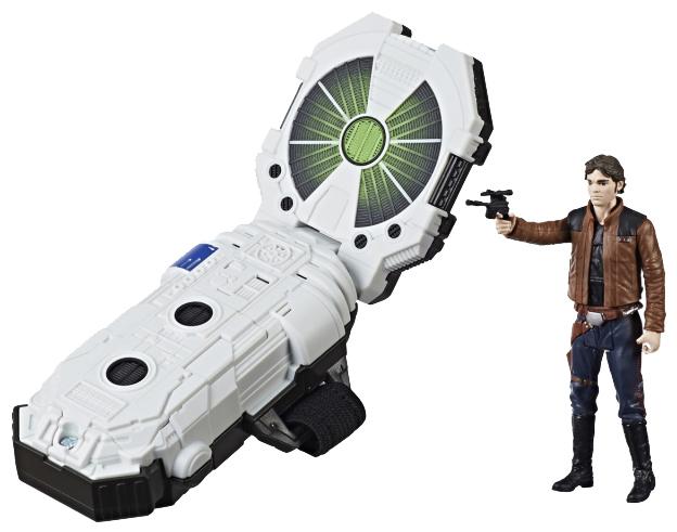 Купить Игровые наборы Star Wars Hasbro E0322121 интерактивный браслет фигурка,