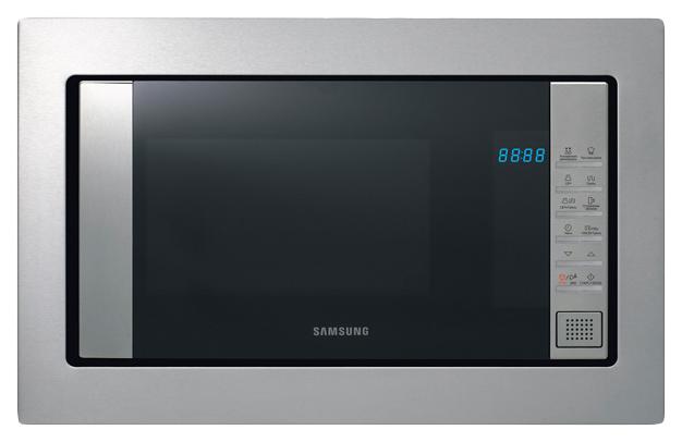 Встраиваемая микроволновая печь с грилем Samsung FG87SUT фото