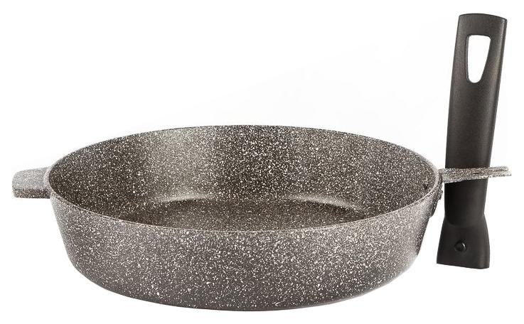 Сковорода АЛИТА Хозяюшка 18902 22 см
