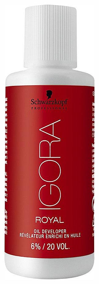 Проявитель Schwarzkopf Professional Igora Royal 6%