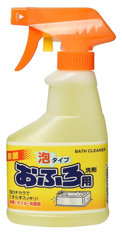 Пена Rocket Soap чистящая для ванны