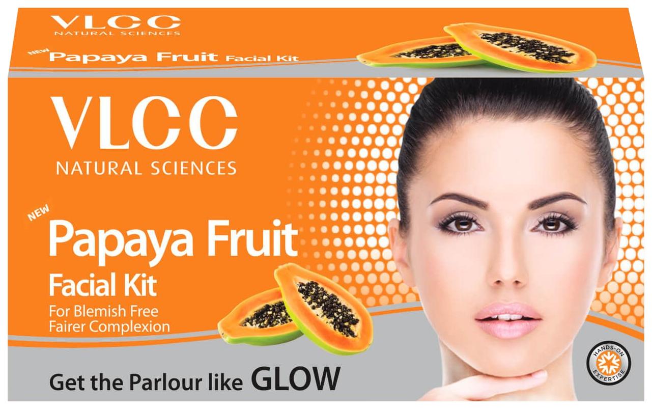 Набор косметики для лица VLCC Из папайи