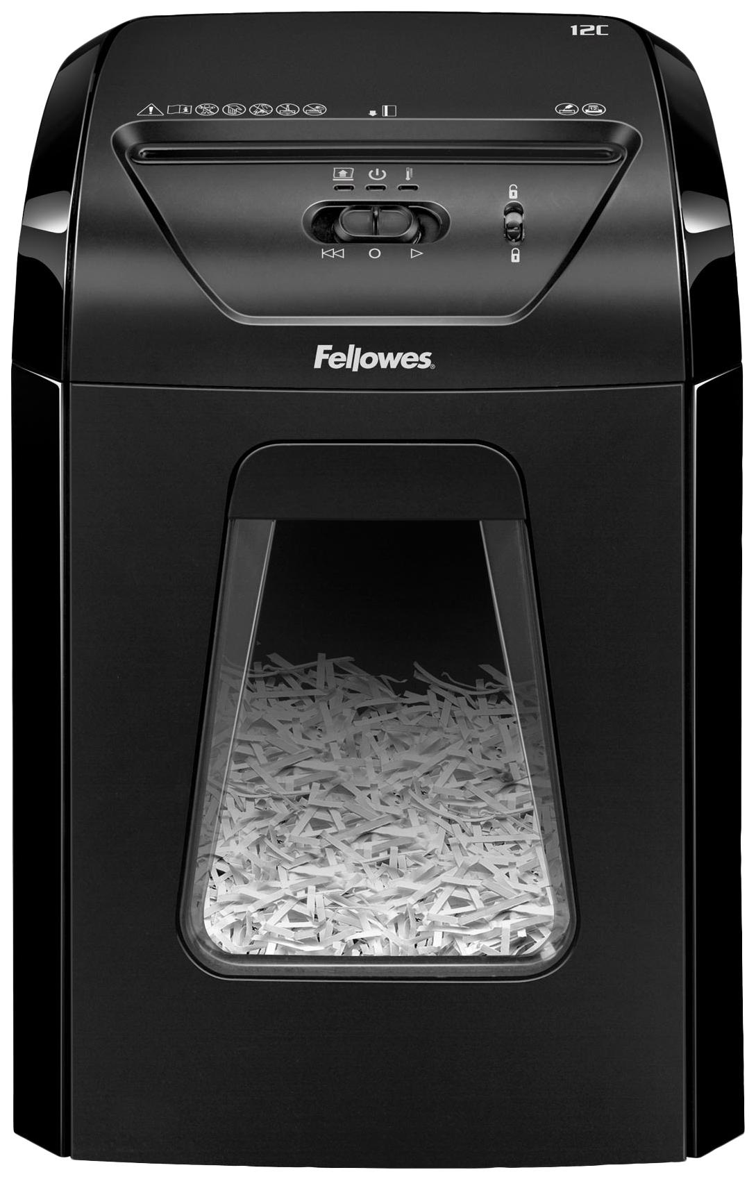 Шредер Fellowes Powershred 12С fs 71201