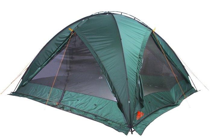 Палатка Alexika Summer House двухместная зеленая