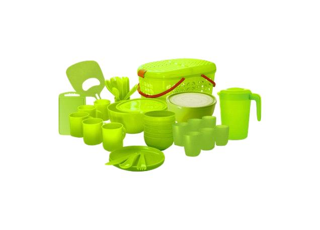 Набор для пикника Plastic Centre Большая компания ПЦ4062
