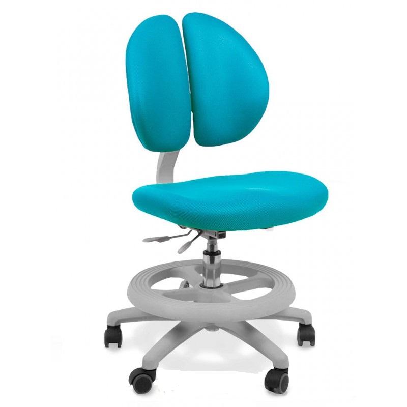 Кресло Mealux Duo Kid mini голубое