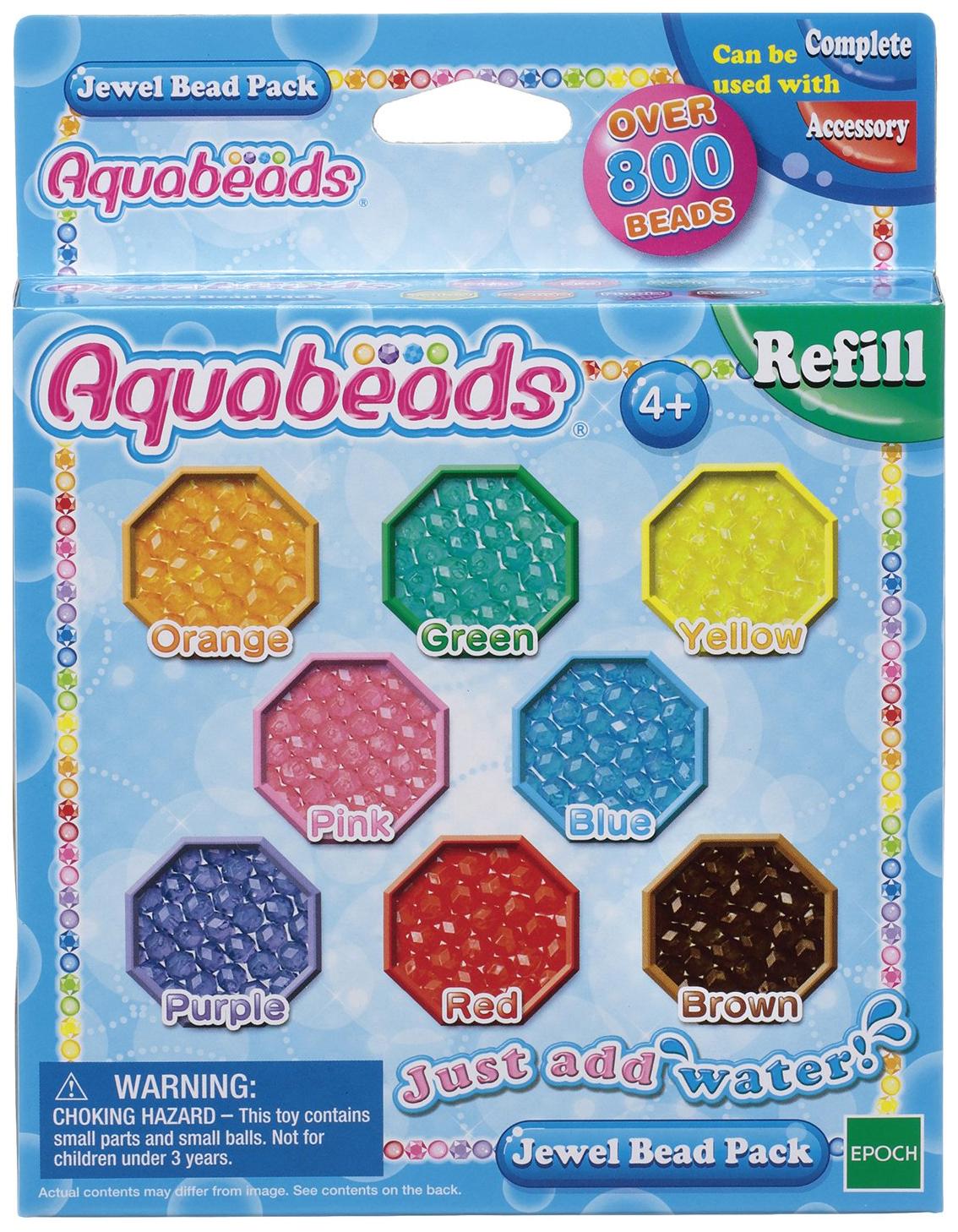 Набор для детского творчества Aquabeads Ювелирные бусины фото