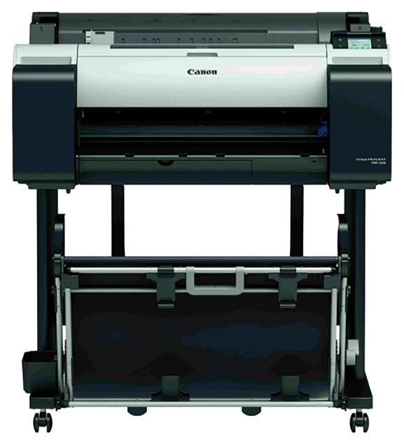 Струйный принтер Canon imagePROGRAF TM-200 3062C003 Белый, черный