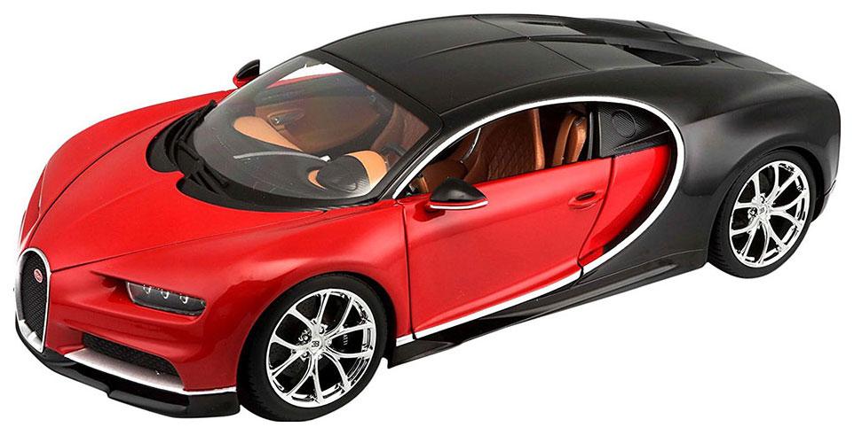 Купить Коллекционная модель Welly Bugatti Chiron, Игрушечные машинки