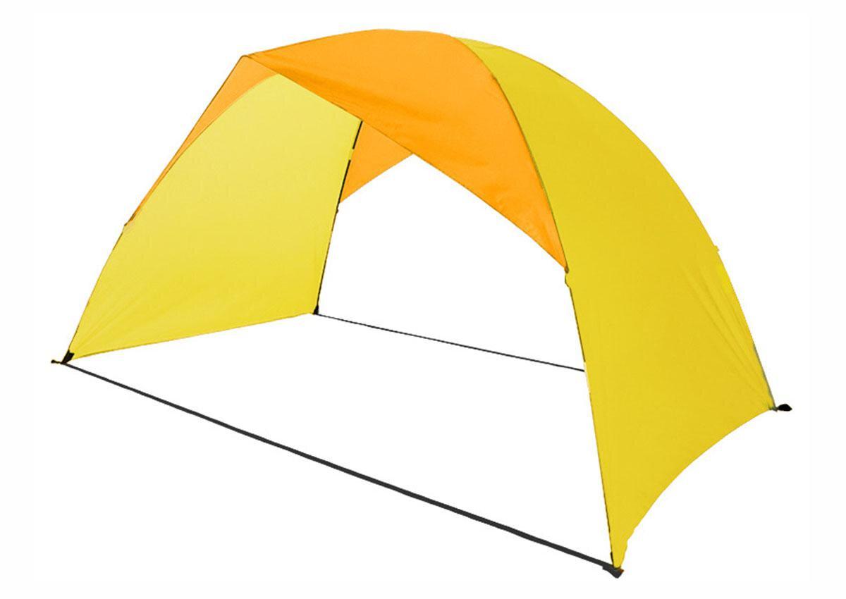Туристический тент Trek Planet Palm Beach 70267 желтый/оранжевый