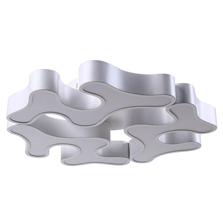 Потолочный светодиодный светильник Kink Light Клякса 078260 фото