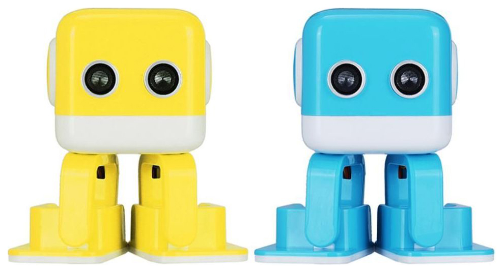 Интеллектуальный танцующий робот WL Toys Cubee
