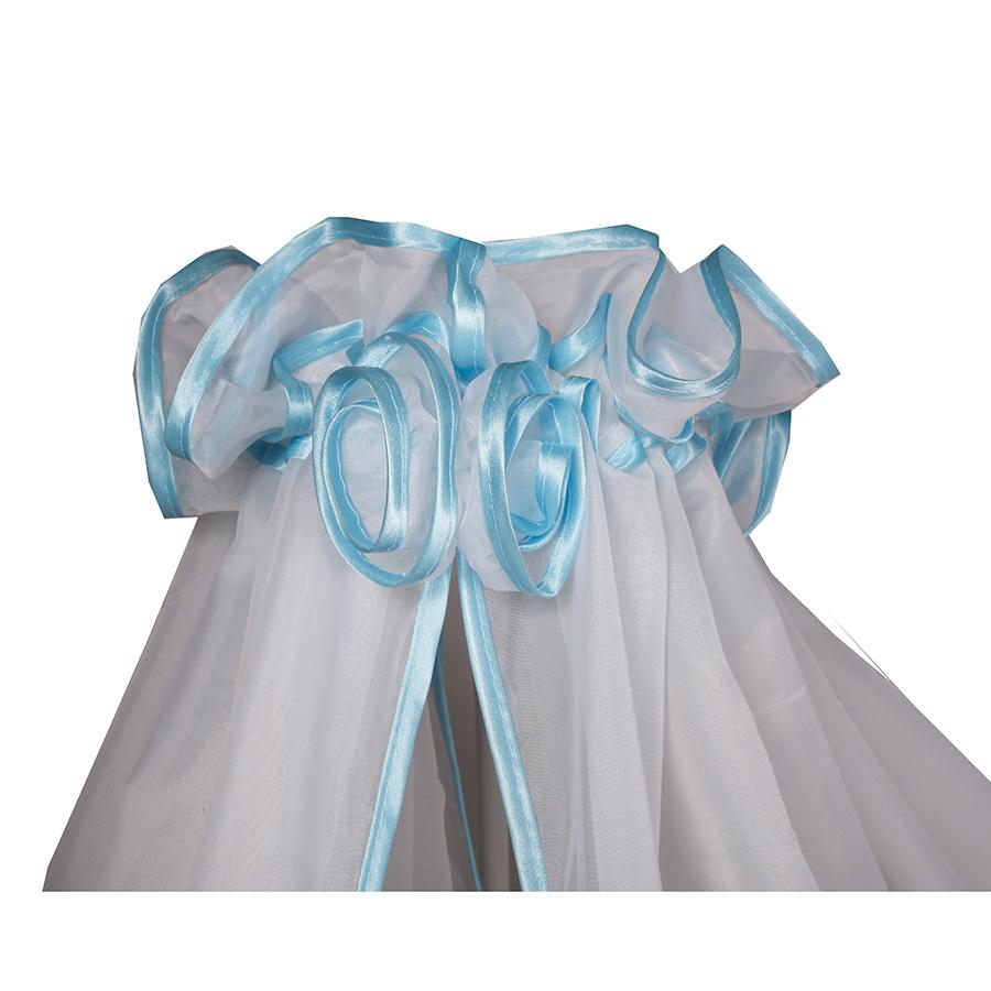 Балдахин для детской кроватки BAMBOLA 150x300 Голубой 187