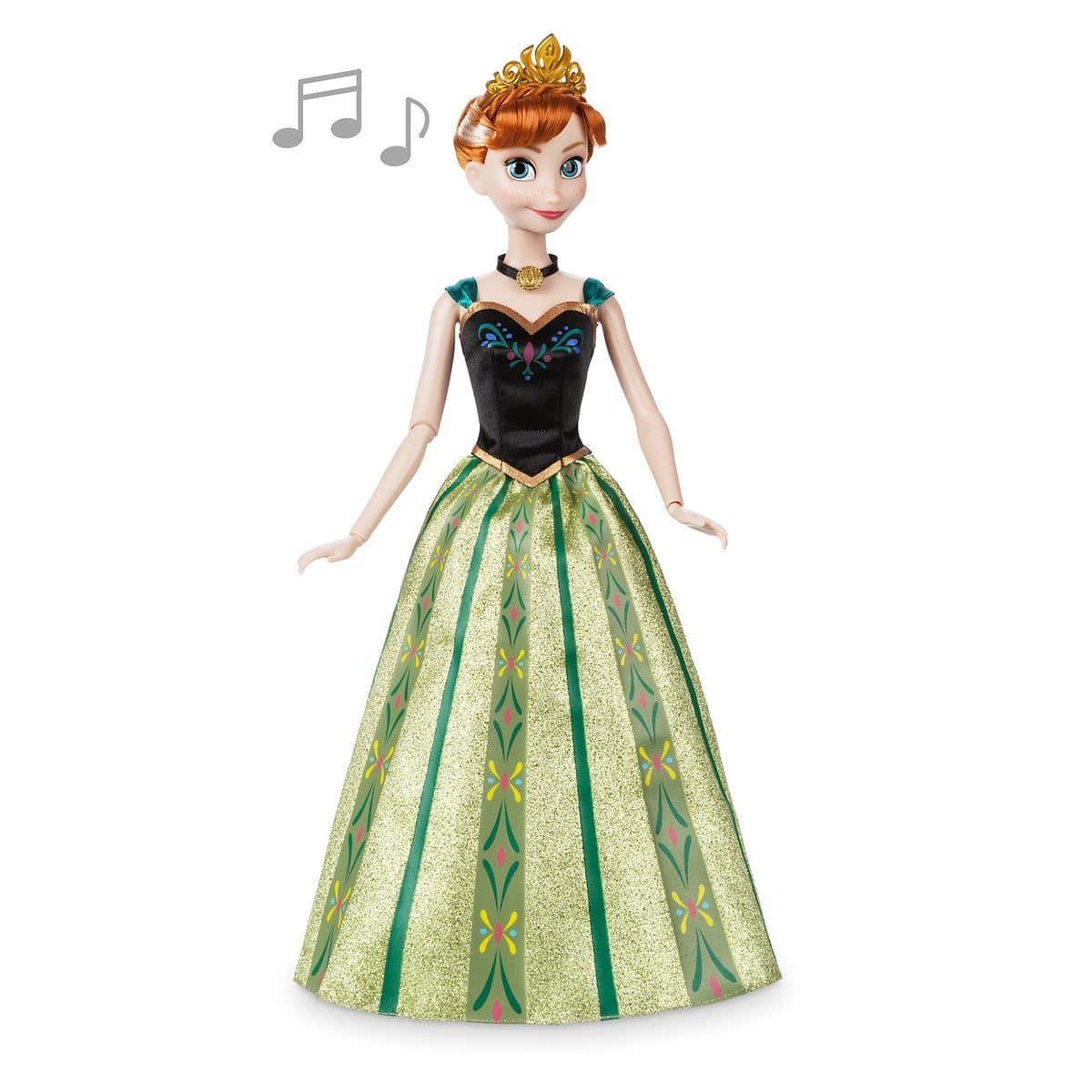 Кукла Disney Анна поющая, Фрозен 0706P
