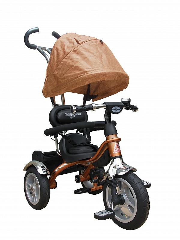 Велосипед детский Lexus Trike MS-0586 бронзовый