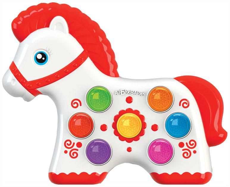 Купить Интерактивное животное Азбукварик Веселушки Лошадка 28266-4, Интерактивные животные