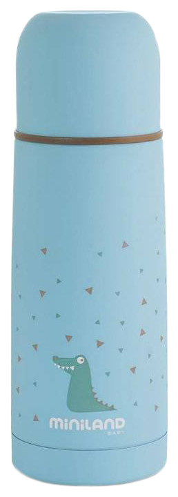 Термос Miniland Silky 0,35 л голубой