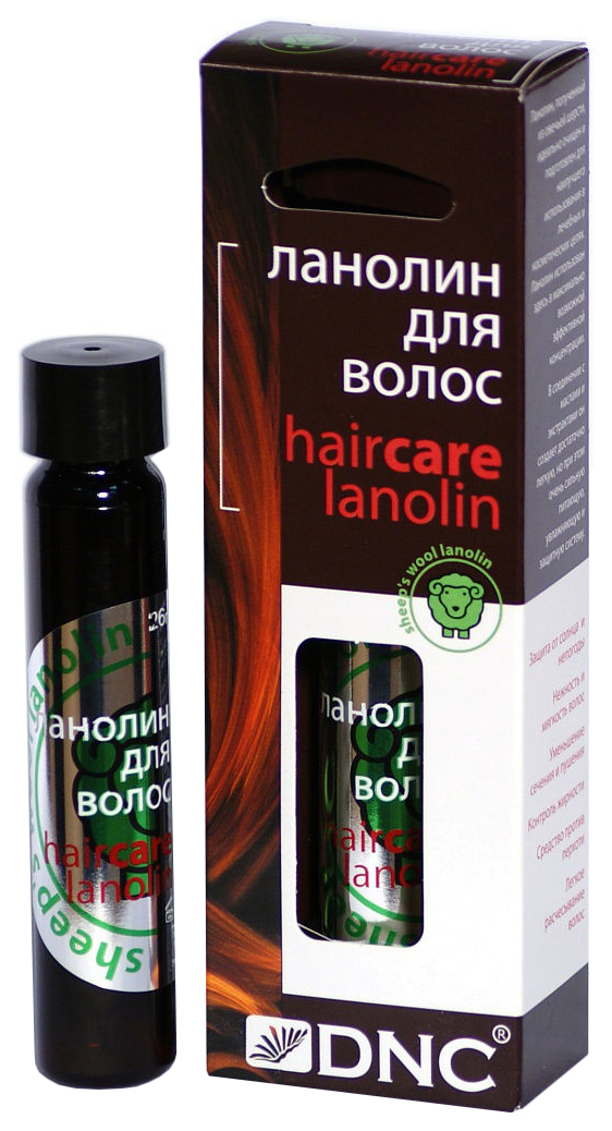 Гель для волос DNC Hair Care Lanolin