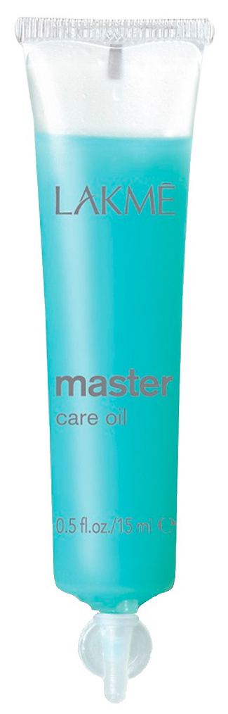 Купить Масло для волос Lakme Master Сare Oil 24х15 мл