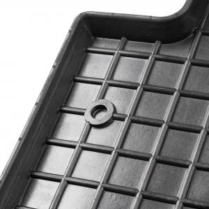 Резиновые коврики SEINTEX Сетка для Acura MDX с 2014 / 85697 фото