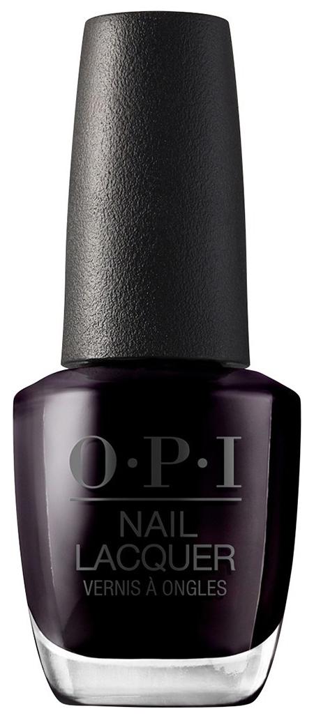 Лак для ногтей OPI Nail Lacquer NLW42 Classic Lincoln Park After Dark 15 мл