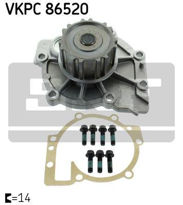 Водяной насос SKF VKPC 86520