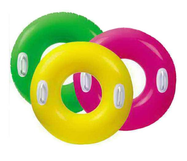 Круг для купания Intex Hi-Gloss Tubes int59258NP