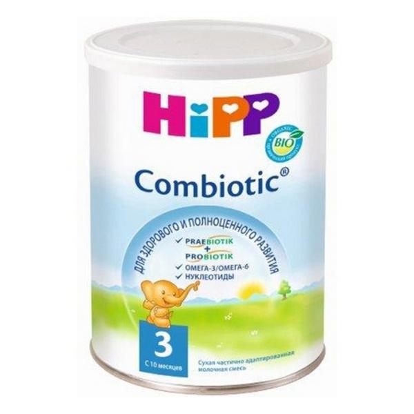 Молочная смесь HiPP Combiotic 3 от