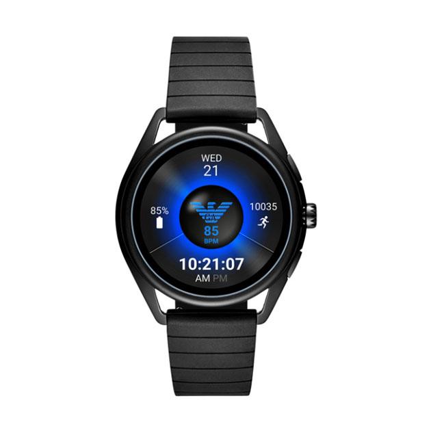 Смарт-часы Emporio Armani Matteo DW7E1 Black/Black (ART5017)