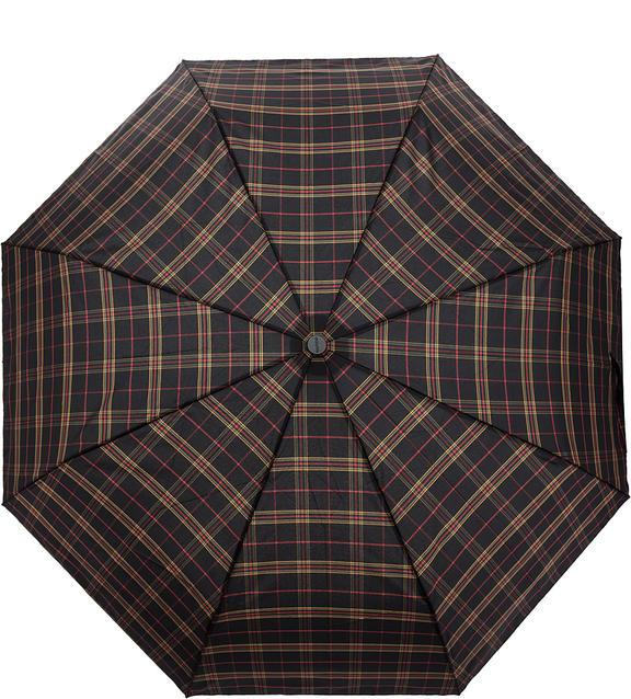 Зонт женский Doppler 744762 multicolor, черный