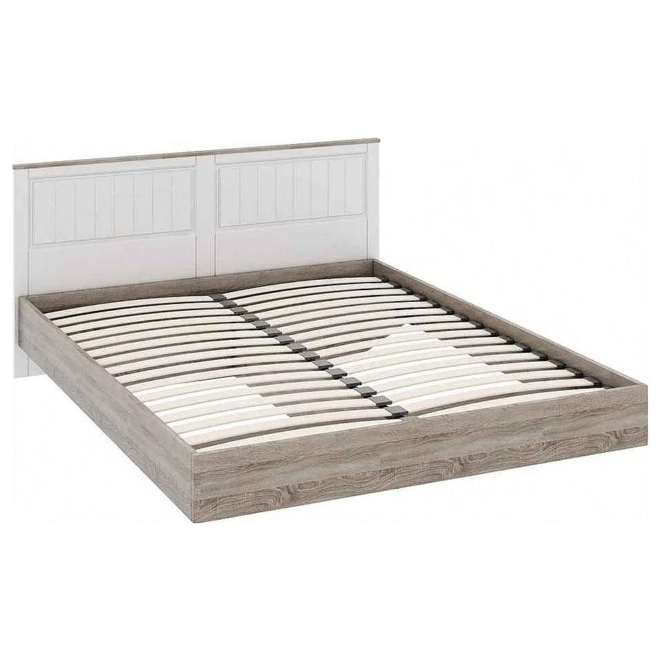Кровать двуспальная Трия Прованс СМ 223.01.001 160х200