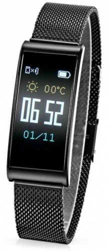 Часы CARCAM SMART WATCH X3 BLACK