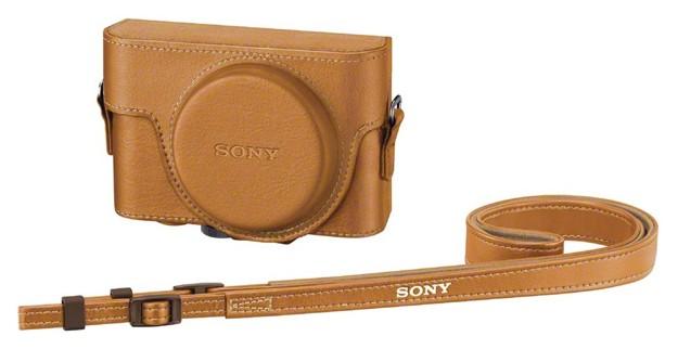 Чехол для фототехники Sony LCJ RXF бежевый