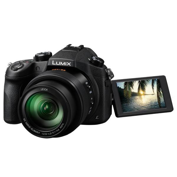 Фотоаппарат цифровой компактный Panasonic Lumix DMC-FZ1000EE Black фото