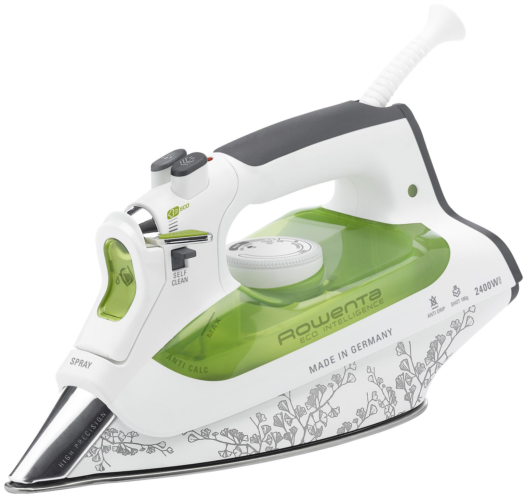 Утюг Rowenta Focus DW6020D1 White/Green