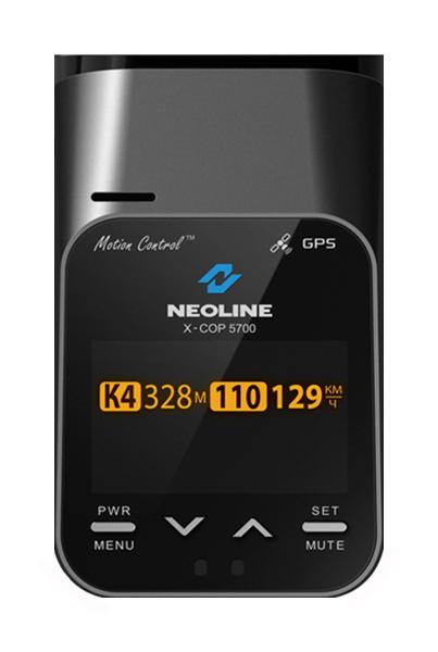 Радар-детектор Neoline X-COP 5700 фото