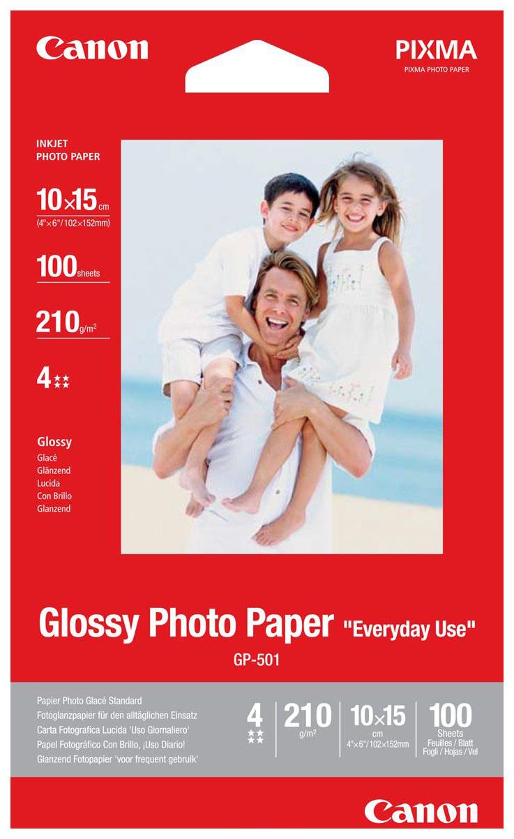 Фотобумага для принтера Canon GP-501c GP-501c 0775B003