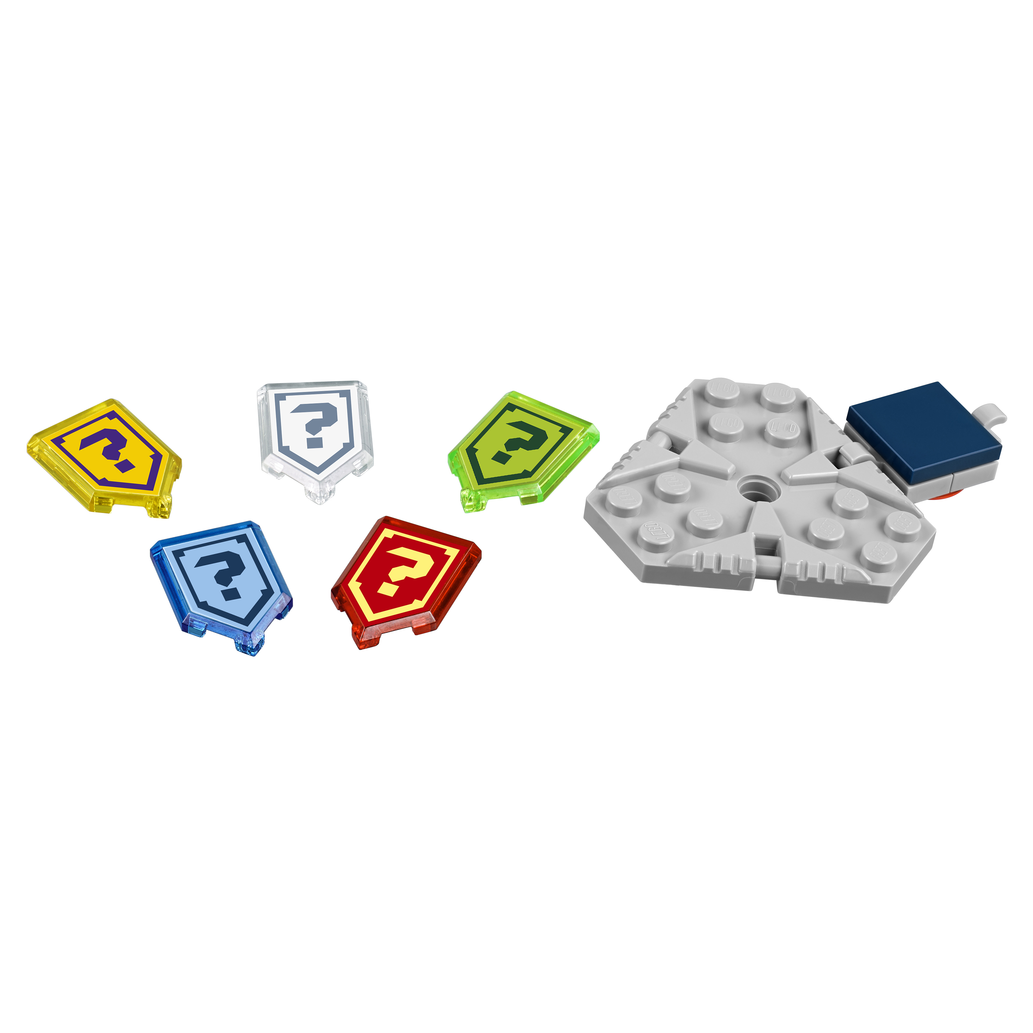 Конструктор LEGO Nexo Knights Комбо силы NEXO
