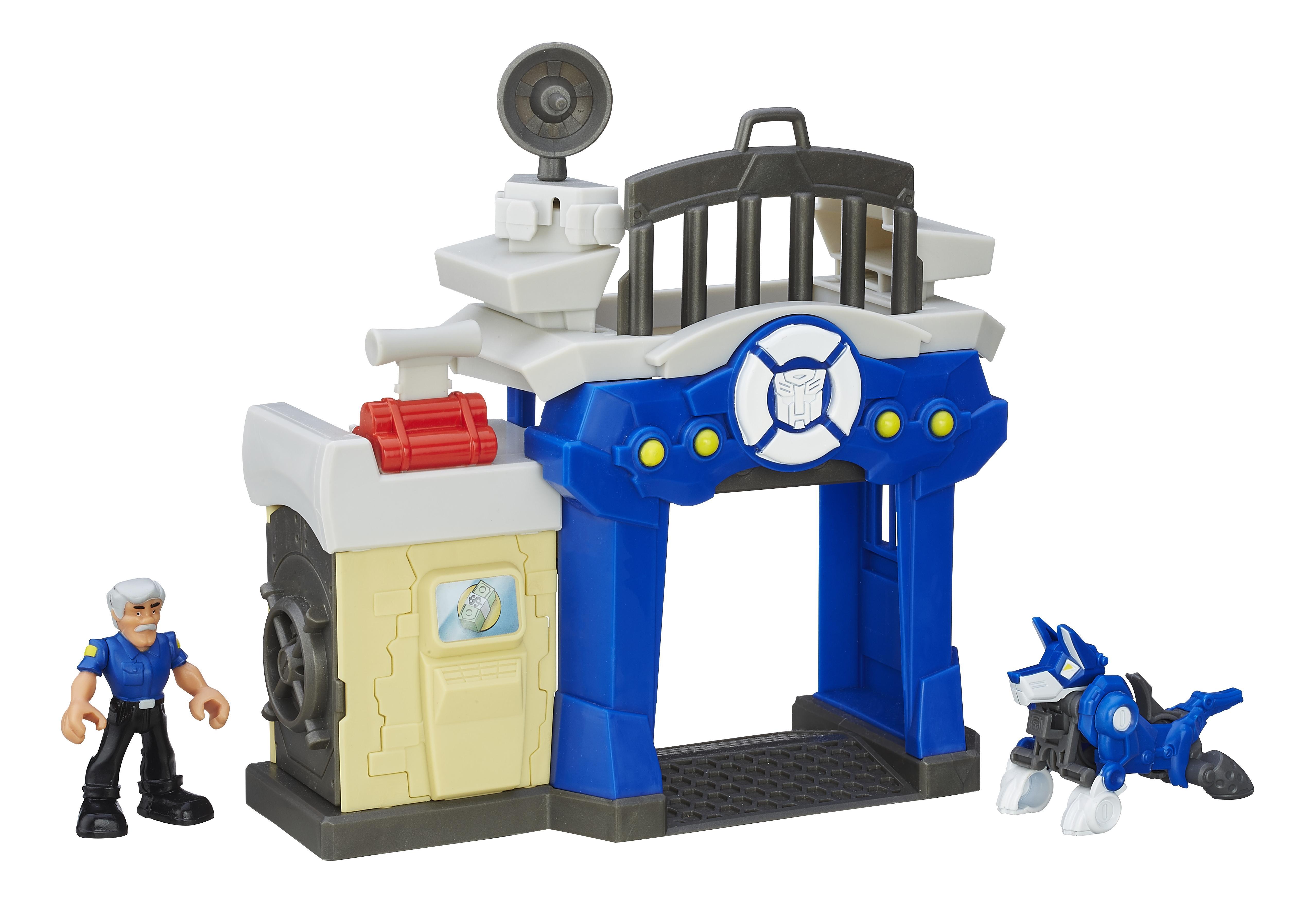 Трансформеры спасатели: игровой набор b4963 b4965