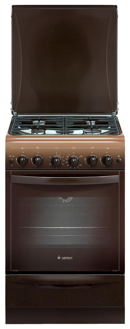 Газовая плита GEFEST ПГ 5100-02 0001 Brown