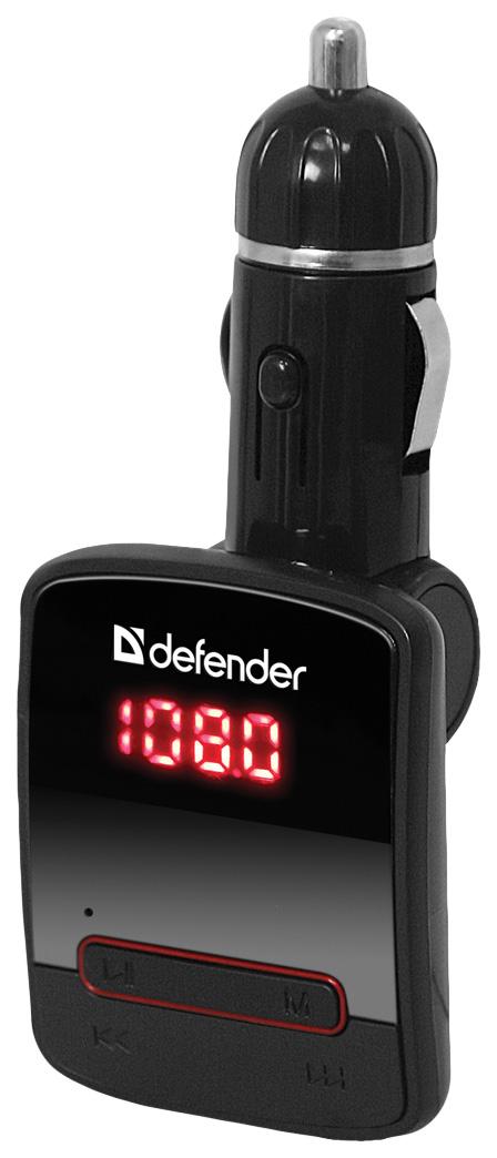 Defender FM трансмиттер Defender RT-Hit Пульт ДУ 68010